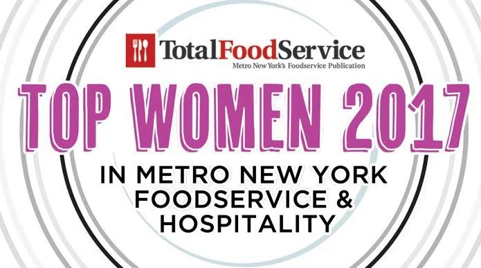 HMG+ President Recognized by Total Food Service
