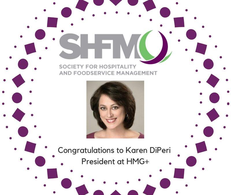 HMG+ President Wins SHFM Award
